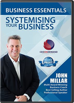 systemising-your-business-dvd