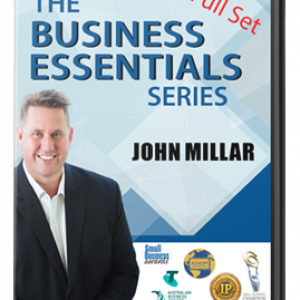 FULL SET of Business Essentials DVD