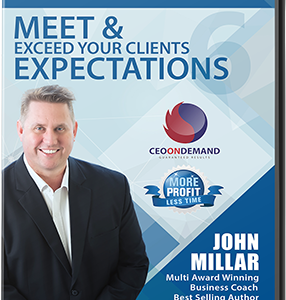meet and exceed expectation